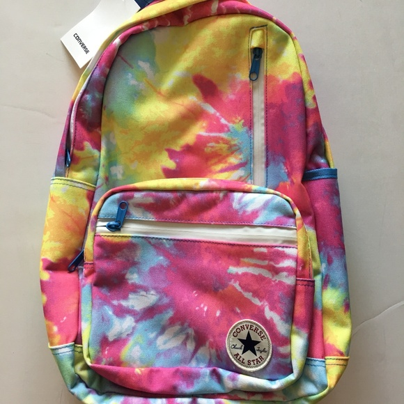 cef309601c Converse Chuck Taylor Tie-Dye Backpack NWT
